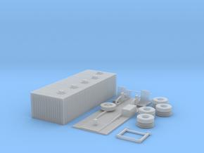 Biertankauflieger 1:120 in Smooth Fine Detail Plastic