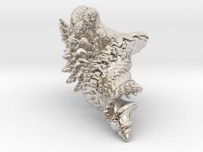 Rak in Rhodium Plated Brass