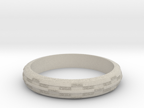 Ring Hilly special in Natural Sandstone