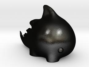 Hoschie Dragon V3 in Matte Black Steel