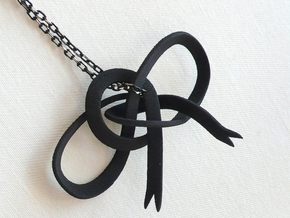 ribbon in Black Strong & Flexible