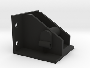spare tire bracket in Black Natural Versatile Plastic