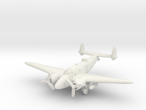 Lockheed PV-1 Ventura 6mm 1/285 in White Natural Versatile Plastic