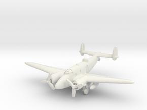 Lockheed PV-1 Ventura 6mm 1/285 in White Natural Versatile Plastic