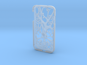 "Samsung Galaxy S4 case ""Tree of life"" in Frosted Ultra Detail"
