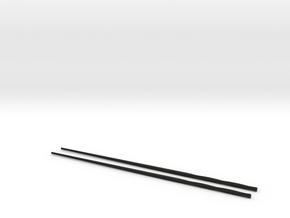 Ori Chopsticks in Black Strong & Flexible