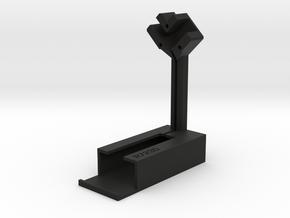 X8R Mount in Black Natural Versatile Plastic