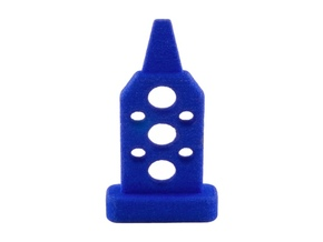 Pax Packer Mini (Pax 1) in Blue Processed Versatile Plastic