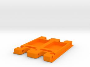 SuDuOne FL skid for the NCD Transmission in Orange Processed Versatile Plastic