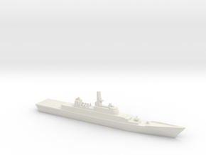 Strike Cruiser MK II, 1/3000 in White Strong & Flexible