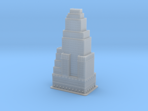 New York - 745 5th Ave in Smooth Fine Detail Plastic