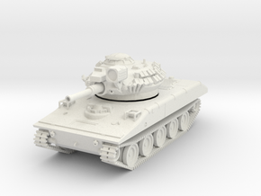 MV05A M551 Sheridan AARV (28mm) in White Natural Versatile Plastic