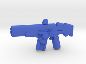 Omolon Rifle in Blue Strong & Flexible Polished