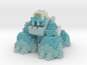 Vox Snow Golem in Full Color Sandstone