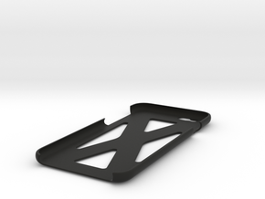 iPhone 6s HiLO X Case  in Black Natural Versatile Plastic