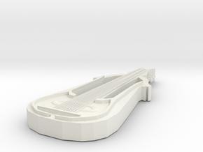 Lute in White Natural Versatile Plastic