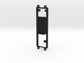 DNA200 Slim Version oLED PCB Mount in Black Natural Versatile Plastic