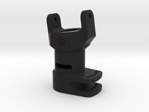 Yeti XL Axle v2 Chub Steering Conversion (Left/Rig in Black Natural Versatile Plastic