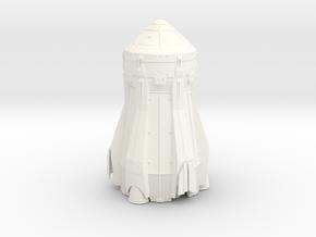 1/144 NASA / JPL ARES MARS ASCENT VEHICLE (MAV) in White Processed Versatile Plastic