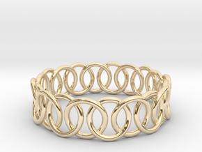 Ring Bracelet 70 in 14K Yellow Gold