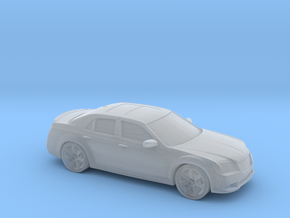 1/87 2011  Chrysler 300 SRT8  in Smooth Fine Detail Plastic