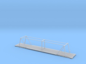 N 53' RailDeck - Vert in Smooth Fine Detail Plastic