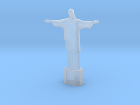 Christ the Redeemer in Smooth Fine Detail Plastic