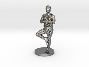 Hendo Standing special collectors edition. in Fine Detail Polished Silver