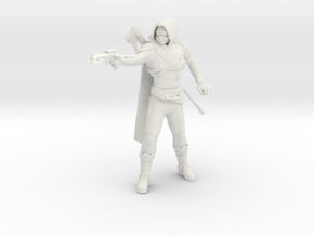Gunslinger for theothermc in White Strong & Flexible