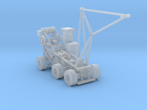 "1:144 Scale CVCC ""Tilly"" Crash Crane in Smooth Fine Detail Plastic"