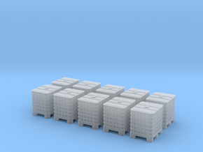 TT Scale IBC 10pc in Frosted Ultra Detail