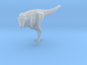 1/40 Carnotaurus - Running in Smooth Fine Detail Plastic