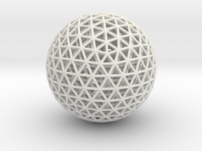 Nested Geodesic in White Strong & Flexible
