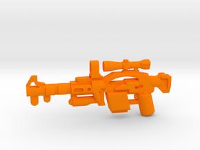 Grimm Reaper in Orange Processed Versatile Plastic