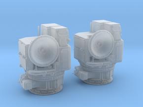 1/500 Mk.56 Directors in Smoothest Fine Detail Plastic