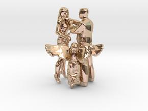 Venus for Woman in 14k Rose Gold
