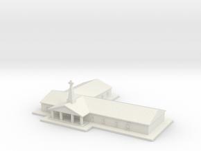 MRBC Miniature in White Natural Versatile Plastic