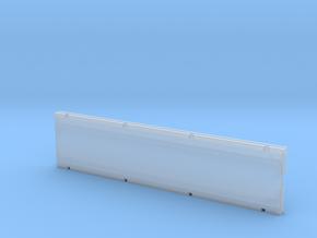 ZB Rollwagenaufsatz ohne Rungen in Smooth Fine Detail Plastic