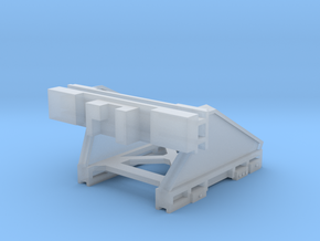 Modern N gauge 148th scale Buffers in Smooth Fine Detail Plastic