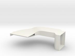 MyCloud Forced Air Duct Retrofit in White Natural Versatile Plastic