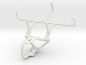 Controller mount for PS3 & Samsung Galaxy K zoom in White Natural Versatile Plastic