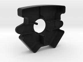 Momo Mod 88 - Rear Paddle Enclosure in Black Natural Versatile Plastic