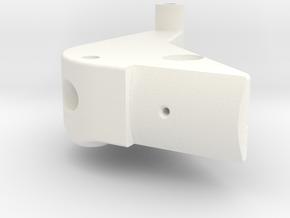 Bremssattel / brake lever in White Strong & Flexible Polished