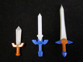 Sword Pack I in Frosted Ultra Detail
