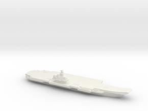Ulyanovsk-Class CV, 1/3000 in White Natural Versatile Plastic