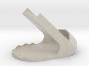 Pen Holder For Pens or Phone in Natural Sandstone