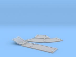 YT1300 DEAGO SET CORRIDOR FLOOR 16_19_26 in Smooth Fine Detail Plastic