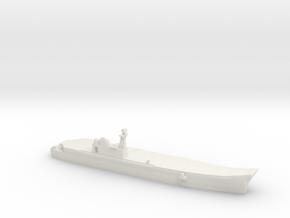 ESPS Principe de Asturias (R11), 1/1800 in White Natural Versatile Plastic