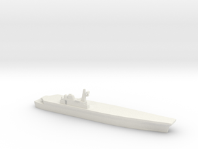 Sea Control Ship, 1/2400 in White Natural Versatile Plastic