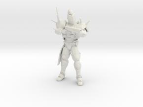 Defender for rawtnt4 in White Natural Versatile Plastic
